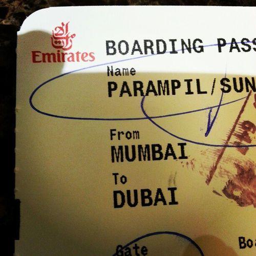 Dubai calling! Emirates Dubai UAE