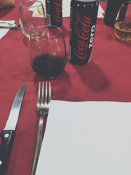 Dinner Dinnertime Cocacola Cocacolazero Night