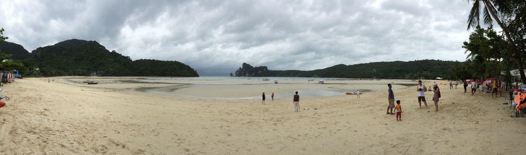 Beach Traveling Thailand Enjoying Life