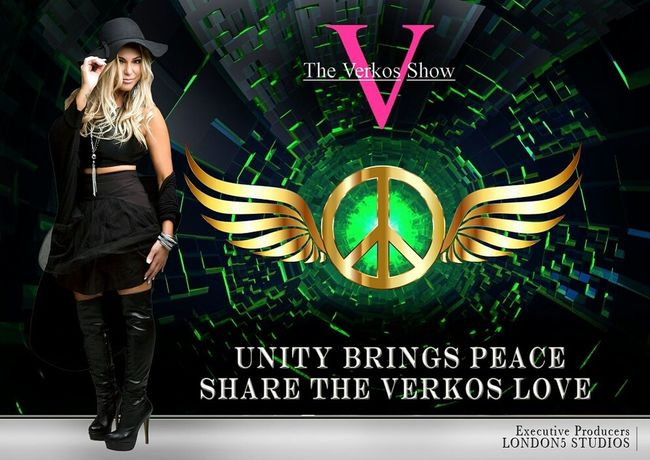 "WORLD!!!.... are YOU READY for the LOVE 💞✌ LONDON 5 STUDIOS.... THE VERKOS SHOW WE ARE BRINGING LOVE TO EVERYONE ...""SHARE THE VERKOS LOVE""... WE ARE IN YOUR CITY..... EVERYONE TOGETHER .... LOVE IS GLOBAL... WE UNITED AS ONE ... THE VERKOS SHOW ..PEACE, ...LOVE... UNITY,... and YOU !!! ...............THE VERKOS SHOW ... WE ARE HERE !!!... SHARE THE LOVE WITH US !!!!!! Anastasia Verkos #anastasiaverkos #theverkosshow #talkshowangel #televisionseries #london5studios #TVSeries #TVShow #London #NYC #love #passion #life #inspire #empower #motivation #inspirational #show #truth #believe #faith #create #dreams #achieve #success #positiveenergy #onelove #media #entertainment #world #global Anastasiaverkos Theverkosshow Talkshowangel Televisionseries Tvseries Tvshow London NYC Love Passion Life Inspire Empower OneLove Global Peace Unity Faith Create Dreams Believe Achieve Motivation Inspirational Worldwide Picoftheday Entertainment Positiveenergy Fashion Full Length"