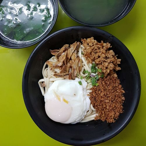 EyeEm Selects Ready-to-eat Food And Drink Egg Yolk Noodles Noodletime🍝 Noodle Panmee Asian Foods Asian Cuisine Chinese Food Food Noodles Delicious Noodles Time