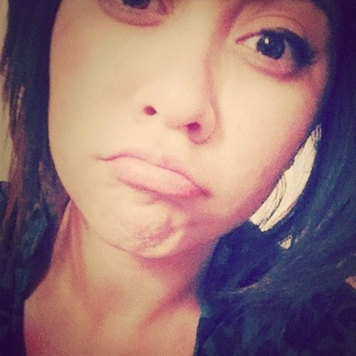 My Sad Face ._.
