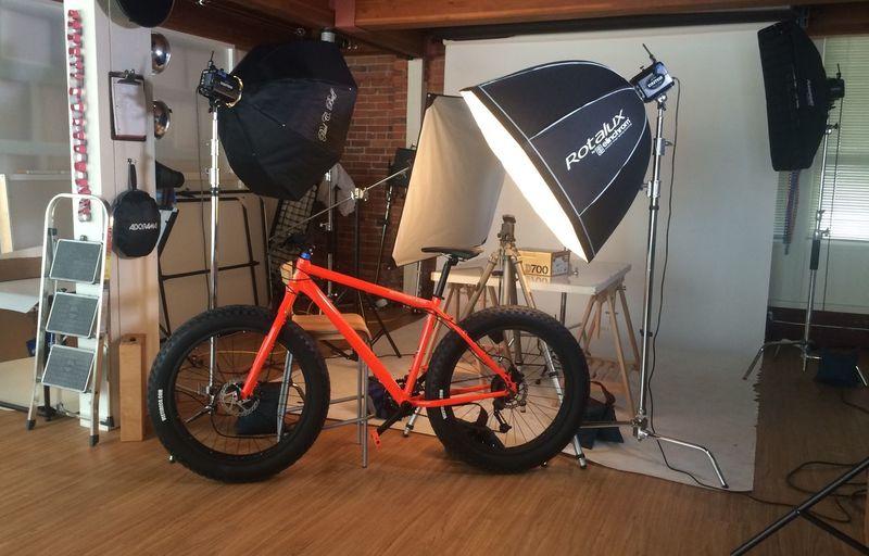 Fat Bike Bicycle