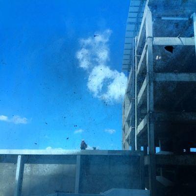 Mandooorrr...(view dari jendela).Kamerahpgw_Kupang Kamerahpgw Xtraordinarynoya