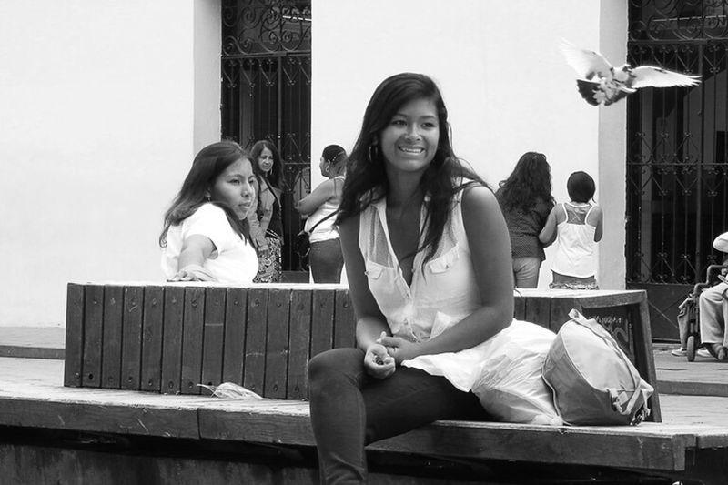 Cute strange Streetphoto_bw Streetphotography Enjoying Life Beautiful Colombia Popayán Monochrome Blackandwhite EyeEm Best Shots