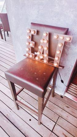 ごちそうさまでした🐒❤️久しぶりの再会で会話が止まらない😨食べて喋って食べて喋って忙しい😂そして楽しい😂❤️時間たつの早すぎで一瞬すぎた😭💦 Lunch Girlstalk Chair