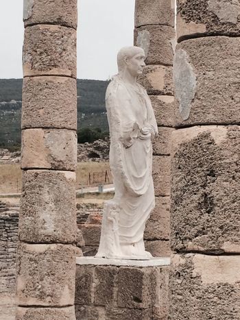 Baelo Claudia Arquitecture Arqueology Outdoors Cadiz