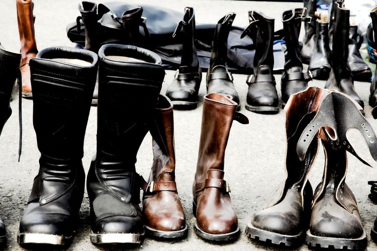 Bikers world, Bikers leather boots Biker Boots Biker Life Bikers Bikerslife Bikersworld Black BlackLeather Boots Brown Brownleather Buckle Clothing Leather Leather Boots Leatherboots Menstyle Menswear Multiple Pairs Protection Protective Shoes Vintage Vintage Style Vintagestyle
