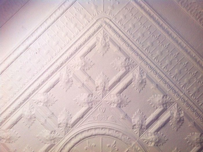 Pressed Ceiling Ceiling Architecture Decor Pattern Geometric Shapes Geometric Shapes Look Up