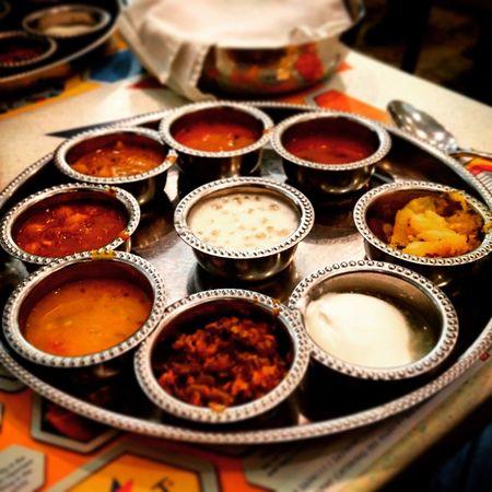 Food Porn Awards Foodporn Thali Meal Amazing Food Delicious Indian Eyemphotography Eyem Best Shots Eyemfood