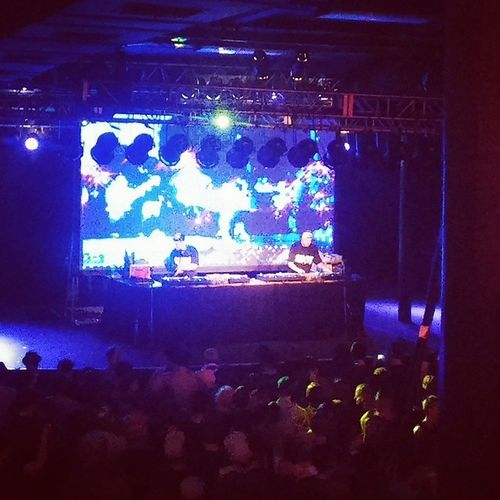 Amazing musical history lesson tonight with @djshadow & @cut_chemist. Thank you! Djshadow Cutchemist LiveMusic