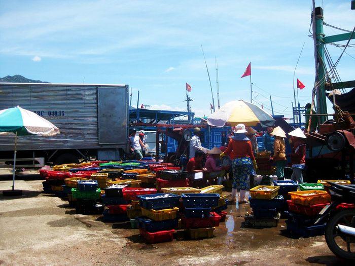 Ca Na Ports Ca Na, Ninh Thuan Ca Na, Viet Nam Mode Of Transport Outdoors Sky Travel Photography Vietnam