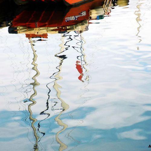 Sea Waterframe Englishversion Reflex Boath Bluesky Nofilers Photo Photographer