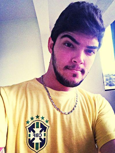 Brasil Selfie Follow Me Hello World :)) :*