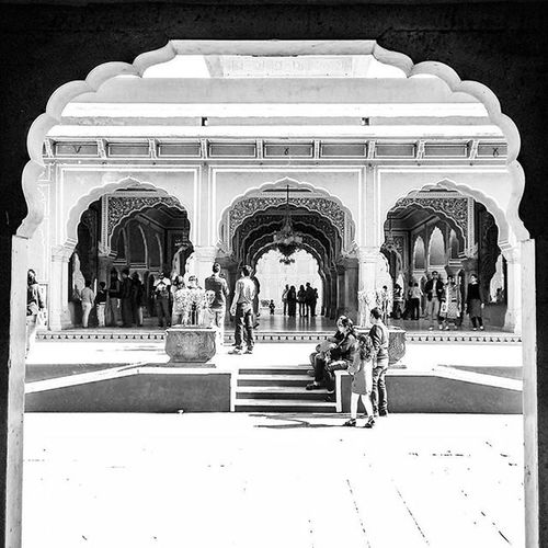 View of Diwan e aam from the entrance of City Palace Jaipur City Palace Cityplace Beautifulindia Beautifuljaipur Pinkcity Pink City Tradition Travle Beautifulindia Explorindia Amazing Amazingindia Jaipur Diwaneaam Dayshots