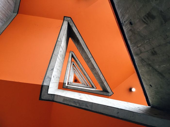 Orange By Motorola Endlessness Stairways