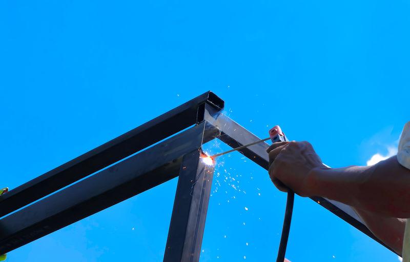 Worker Steel