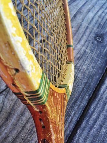 Old Tennis 🎾 Strings Tennis Racket Sold On Getty Images Sold On EyeEm Market