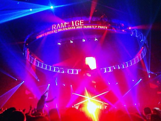 Europe's biggest dubstep & drum and bass party RAMPAGE ! Party Rampage  Drunk Having Fun