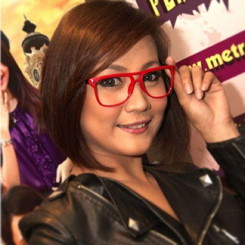 She's cute... ? will wanna meet her.. @yanasamsudin Melts Yanasamsudin Lawa