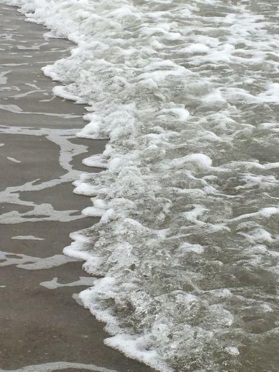 Beach Flowing