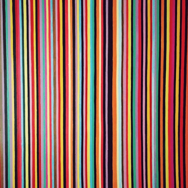 Color Lines Colorful Wall Color Life