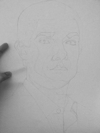 phase 1: outline. John Watson Sherlock Holmes Bbc Sherlock