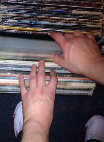 Digging In The Crates Vinyl Vinyljunkie Vinyladdict My Vinyl Collection