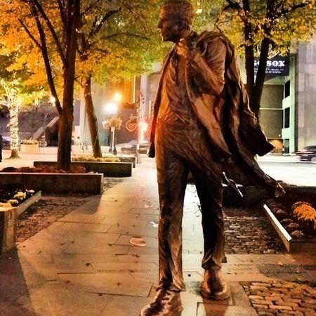 Boston FreedomTrail Nightshot