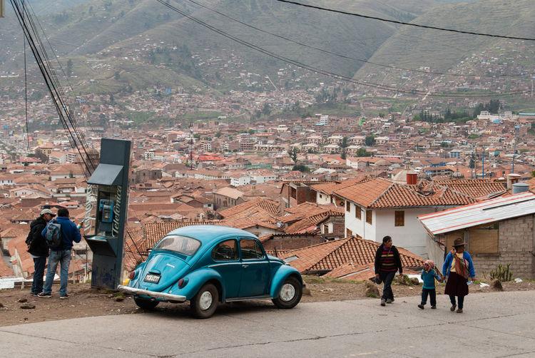 Cusco, Peru Sacsayhuaman Southamerica Tourism Traveling