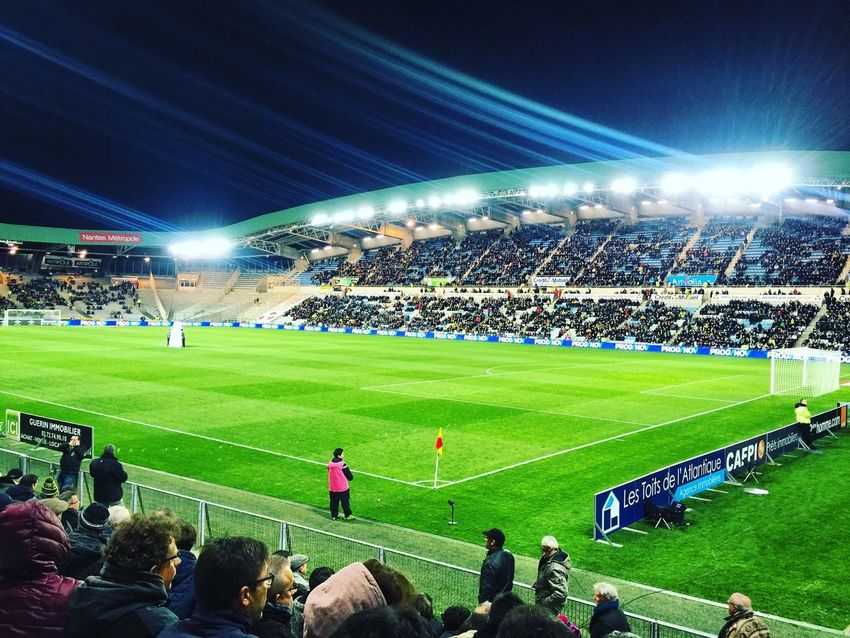 Football Nantes Fcnantes La Beaujoire