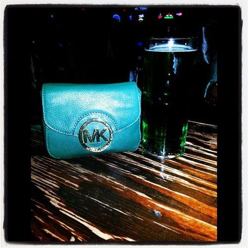 Green on green. Happy St. Patrick's Day! ? Green Saintpattysday Stpatricks MK