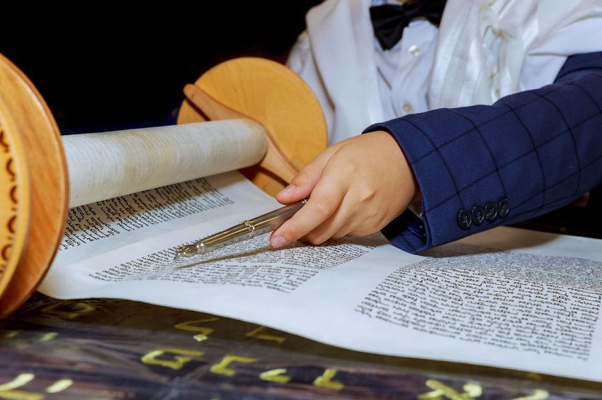 reading torah, bar mitzva Men sitting down and praying Classical Torah Holiday Jewish Mitzvah Papyrus Pray Rabbi Reading Talith Testament Torah Reading Torah Scrolls Bar-mitzvah Barmitzvah Bible Hasidim Holy Text Judaism Kabbalah Manuscript Rolling Scroll Scrolls Synagogue Temple