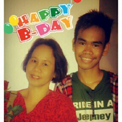 happy birthday mama! I love you so much! :) Bestmom HappyBirthday GodBless Thisday happ leohkun