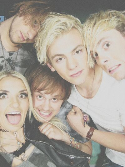 R5 Ross  Riker Rocky Rydel Ratliff First Eyeem Photo