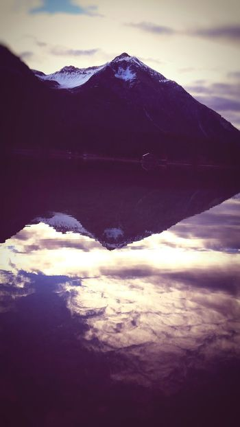 Taking Photos Water_collection Water Reflections Water_collection Mountains Lake View Heidsee Rothorn Morning Light Smartphonephotography Autumn EyeEm Nature Lover Watercolor