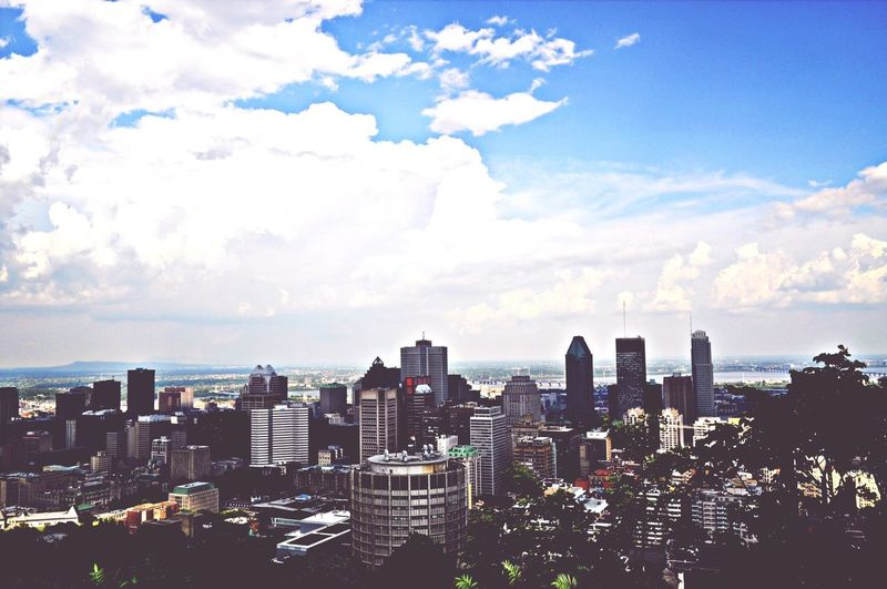 Montréal View City