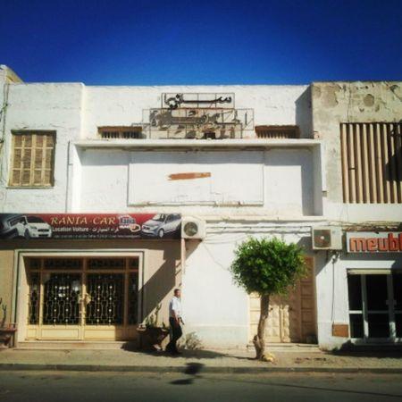 C' etait Cinema Eljawhara Gabes Tunisie Tunisia كانت سينما الجوهرة قابس