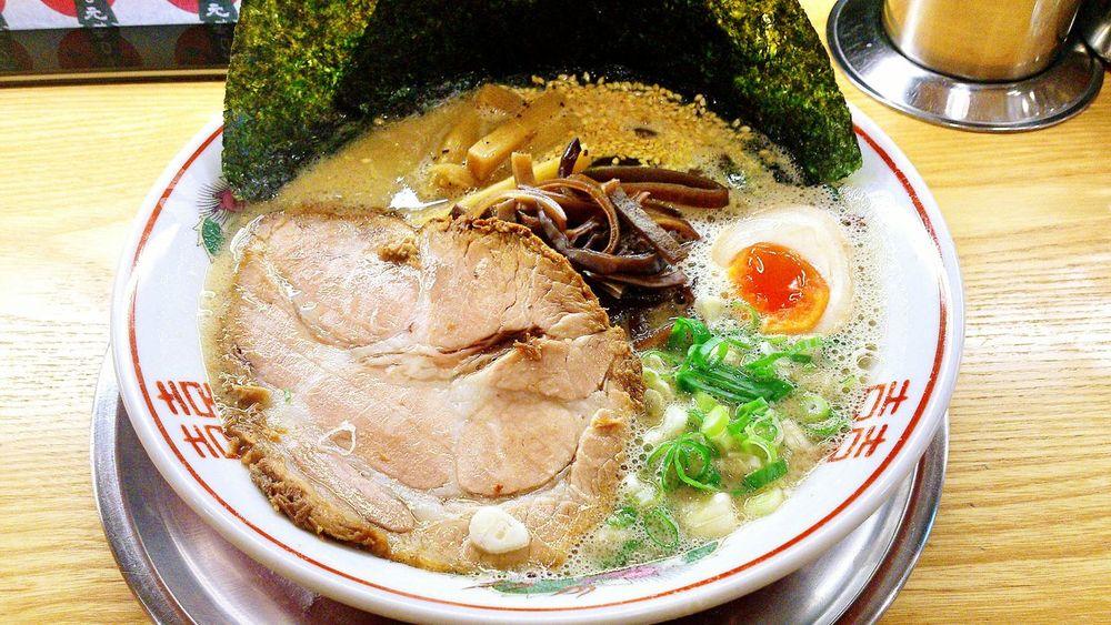 いただきます! 美味しい ラメン 幸せ Tainan, Taiwan Ramen Food Delicious Tainan The Foodie - 2015 EyeEm Awards