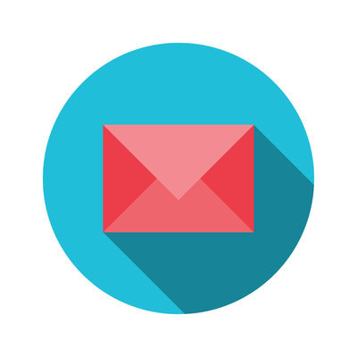 Mail, E-mail icon Envelope illustration, message for graphic design, logo, web site, social media, mobile app, ui illustration Inbox Mobile Business Email Icon Post Spam Address Communication Correspondence E-mail Envelope Interface Internet Letter Mail Message Newsletter Paper Phone Postage Receiver Send Web Website