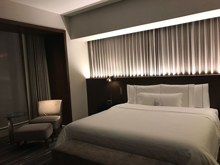 I'll stay here tonight. Bed Curtain Bedroom No People Indoors  Home Interior Home Showcase Interior Illuminated Day Design Modern Wood - Material Night EyeEm Interior Design Spg Sendai Luxury Executive  Room
