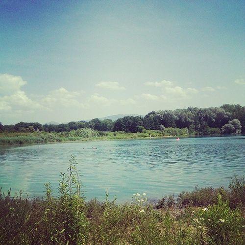 Goodtime Summer Gamshurst Water cold