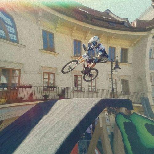 Monster Bikecross Downtown Bike pgdt prague praguedowntown