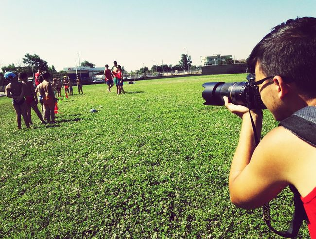 Photography Themes Camera - Photographic Equipment Photographer Day Summercamp2017