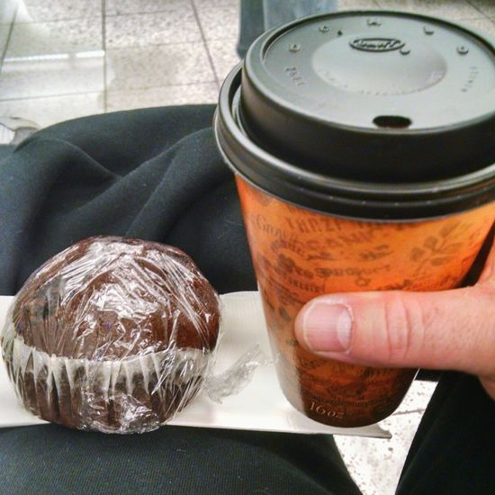 Coffee And Sweets 4 Am Airportlife Early Morning Survivalkit