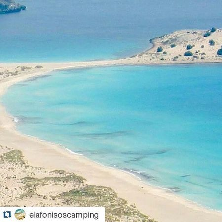 Repost @elafonisoscamping ・・・ It's not Caribbean ! It's Simosbeach Elafonisos simoscamping greece lakonia holidays cool campers tents camping cool relax beach sea summer athensvoice instagram instagram instalovers instagreece pleasure blue beach beach_therapy Bungalows relax