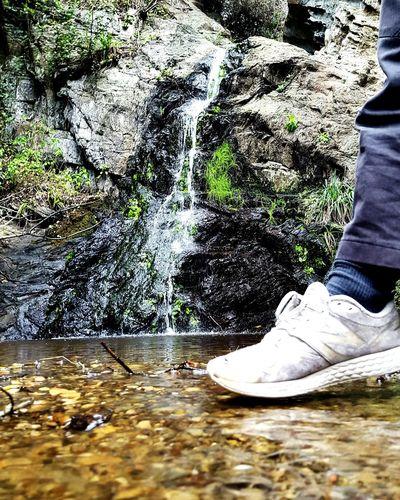 Waterfall South