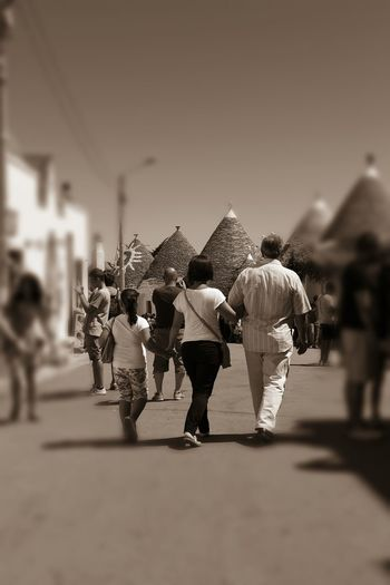 Alberobello 3 Generations Beautiful View In Puglia