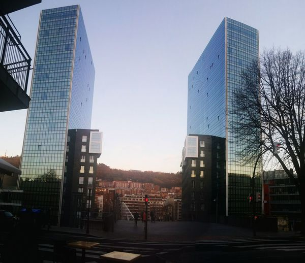 Bilbao Twin Towers