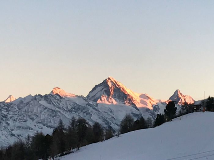 Winter is coming Snow Cold Temperature Winter Mountain Beauty In Nature No People Scenics Mountain Range Outdoors Landscape Tranquility Sky Mountains And Sky